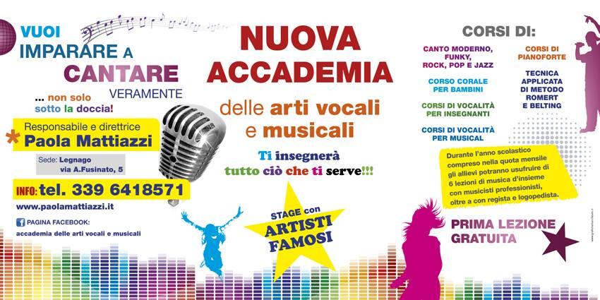 La Nuova Accademia Vocale di Paola Mattiazzi