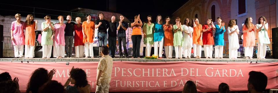 Damavoci Gospel Singers a Peschiera del Garda martedì 21 Giugno ore 21