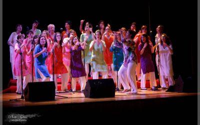 Damavoci Gospel Singers e La Battaglia del Riso